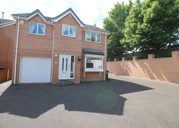 Thumbnail 4 bed detached house for sale in Fernleigh Drive, Brinsworth, Rotherham