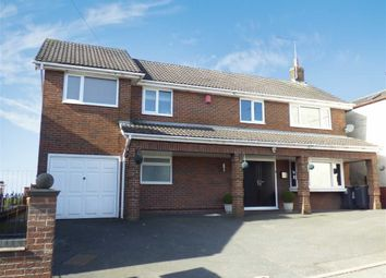 Thumbnail 4 bed detached house for sale in Chapel Lane, Harriseahead, Stoke-On-Trent