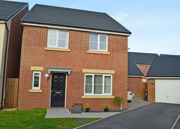 Thumbnail 4 bed detached house for sale in Obama Grove, Rogerstone, Newport