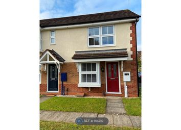 Thumbnail 2 bed end terrace house to rent in Collett Walk, Coventry