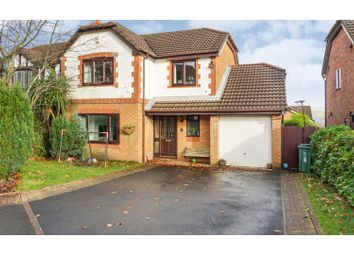 Thumbnail 4 bed detached house for sale in Heather Bank, Tottington, Bury