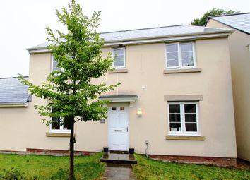 Thumbnail 4 bed detached house for sale in Roundbush Crescent, Caerwent, Caldicot