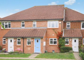 Thumbnail 3 bed terraced house for sale in Springvale Close, Bookham, Leatherhead
