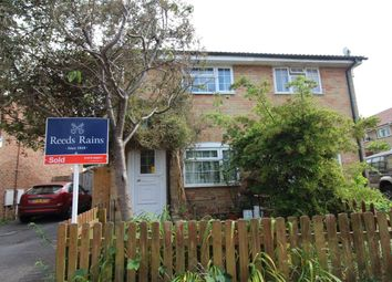 Thumbnail 2 bed semi-detached house for sale in Bramley Close, Pill, Bristol