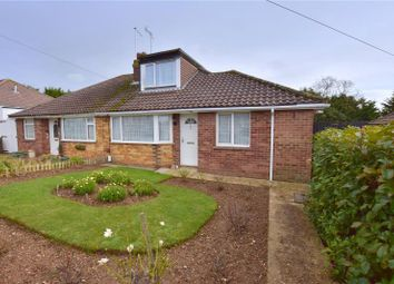 Thumbnail 3 bed semi-detached bungalow for sale in Bramber Close, North Sompting, West Sussex