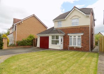 Thumbnail 3 bed detached house for sale in Antonine Way, Houghton, Carlisle