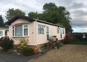 Thumbnail 1 bed mobile/park home for sale in Ebor Park, Appleton Roebuck, York