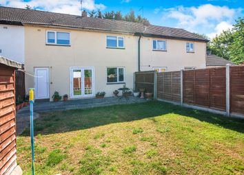 Thumbnail 3 bed terraced house for sale in Northolt Road, Watton, Thetford