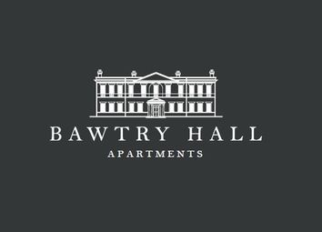 Thumbnail 2 bedroom flat for sale in Bawtry Hall, Bawtry, Doncaster, South Yorkshire
