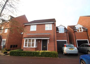 Thumbnail 4 bed property to rent in Cranborne Avenue, Westcroft, Milton Keynes