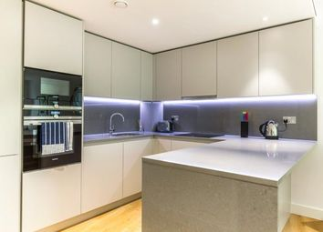 Thumbnail 1 bed flat to rent in Admiralty House, 150 Vaughan Way