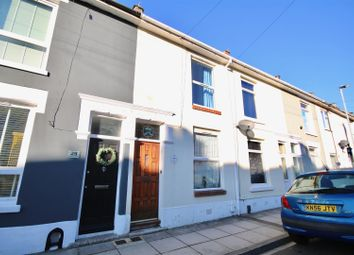 Thumbnail 2 bed terraced house for sale in Esslemont Road, Southsea