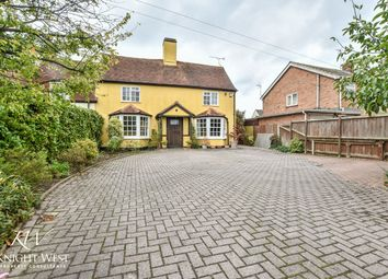 Straight Road, Colchester CO3. 4 bed semi-detached house