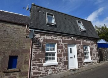 Thumbnail 1 bed end terrace house for sale in Pittenzie Road, Crieff