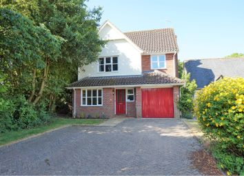 4 bed detached house for sale in Field End, Balsham Cambridge CB21