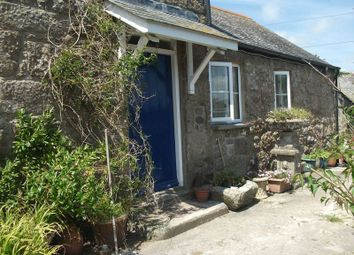 Thumbnail 1 bed flat to rent in St. Buryan, Penzance