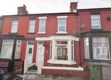 Thumbnail 2 bed terraced house for sale in Park Road, Tranmere, Birkenhead
