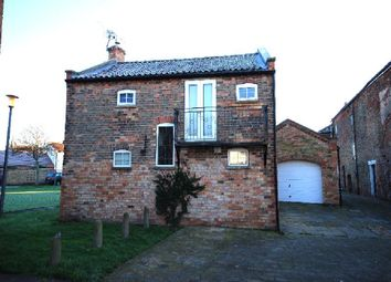 Thumbnail 2 bed cottage to rent in Trentside, Owston Ferry