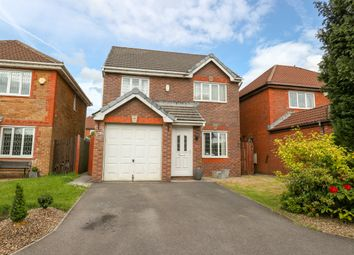 Thumbnail 3 bed detached house for sale in Japonica Drive, Merthyr Tydfil