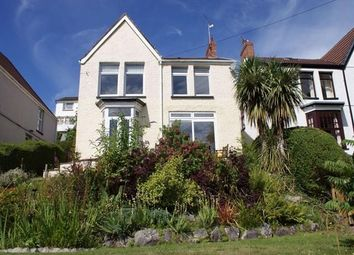 Thumbnail 4 bed detached house for sale in Newton, Swansea