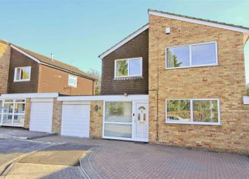 Thumbnail 4 bed detached house for sale in Harwell Close, Ruislip