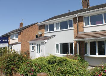 Thumbnail 3 bedroom semi-detached house for sale in Graitney Close, Cleeve, North Somerset