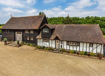 Thumbnail 5 bed barn conversion for sale in Eastbourne Road, Newchapel, Lingfield, Surrey