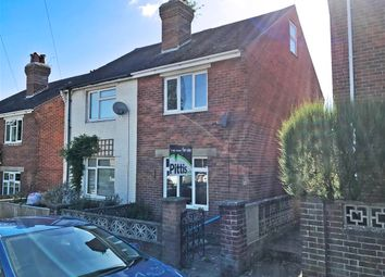 Thumbnail 2 bed semi-detached house for sale in Halberry Lane, Newport, Isle Of Wight