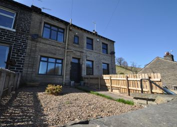 2 bed terraced house to rent in Oldham Road, Sowerby Bridge HX6