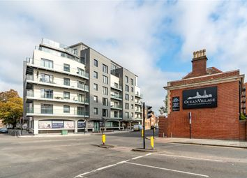 Thumbnail 1 bedroom flat for sale in Royal Crescent Apartments, 1 Royal Crescent Road, Southampton