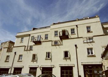 Thumbnail 2 bed flat to rent in St Swithins Yard, Walcot Street, Bath