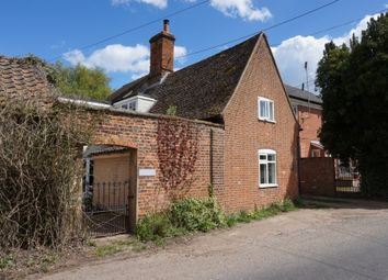 Thumbnail 4 bed cottage for sale in Main Road, Woolverstone, Ipswich