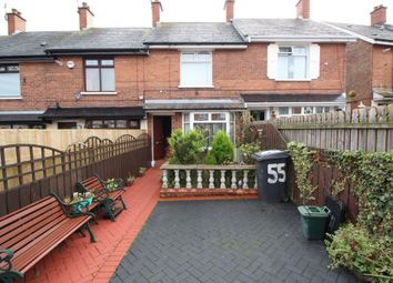 Thumbnail 2 bedroom terraced house for sale in Brompton Park, Belfast