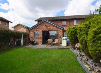 Thumbnail 3 bed semi-detached house for sale in Minton Close, Blakelands, Milton Keynes