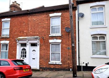 Thumbnail 2 bedroom terraced house for sale in Uppingham Street, Northampton
