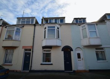 Thumbnail 3 bed terraced house for sale in Stanley Street, Weymouth