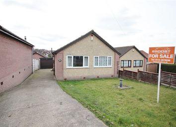 Thumbnail 2 bed bungalow for sale in Sheepcote Road, Killamarsh, Sheffield