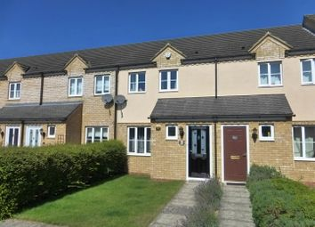 Thumbnail 2 bed terraced house for sale in Siskin Close, Royston