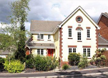 Thumbnail 4 bed detached house for sale in Llyn Tircoed, Tircoed Forest Village, Penllergaer