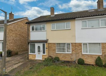 Thumbnail 3 bedroom semi-detached house for sale in Finchmoor, Harlow