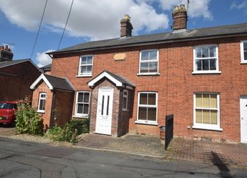 Thumbnail 2 bedroom terraced house to rent in New Cut, Hadleigh, Ipswich