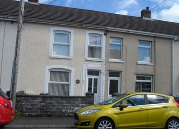 Thumbnail 3 bed terraced house for sale in Cwmtawe Road, Ystradgynlais, Swansea