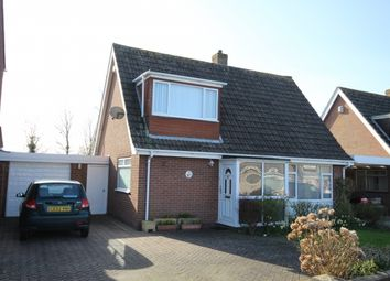 Thumbnail 3 bed detached house for sale in Inwood Road, Wembdon, Bridgwater