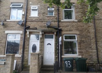 Thumbnail 4 bed terraced house for sale in Amberley Street, Bradford