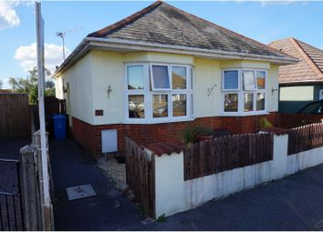 Thumbnail 2 bed detached bungalow for sale in Heather View Road, Poole