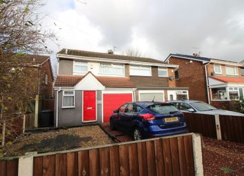Thumbnail 3 bed property to rent in Lathom Drive, Maghull, Liverpool