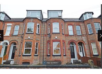 Thumbnail 1 bed flat to rent in Wycliffe Road, Manchester
