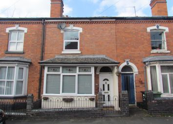 Thumbnail 2 bed terraced house for sale in Derby Road, Worcester, Worcestershire