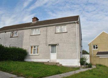 Thumbnail 2 bed property to rent in Heol Yr Ysgol, Cefneithin, Llanelli
