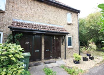 Thumbnail 2 bed maisonette to rent in Bradfield Close, Burpham, Guildford